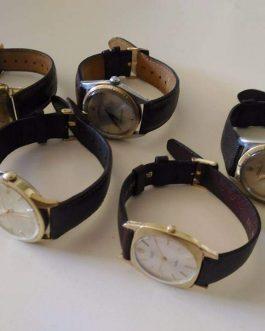 5 Pcs Authentic Rolex Gold Men's Watch (TEST)